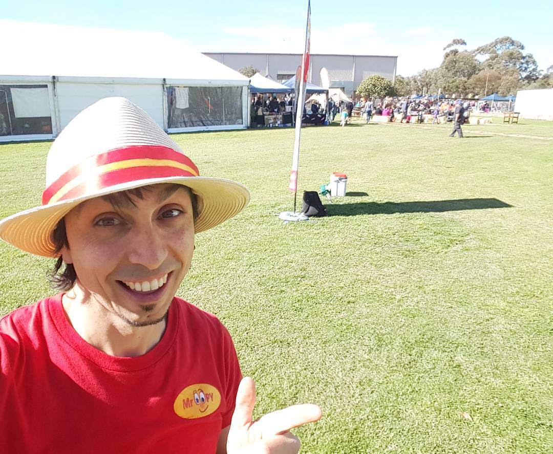 Gawler Show Adelaide Bubbles Childrens Entertainment