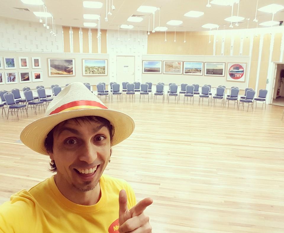 Hamra Library Adelaide Childrens Entertainer