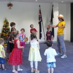 Christmas Function for Aust Fed Police