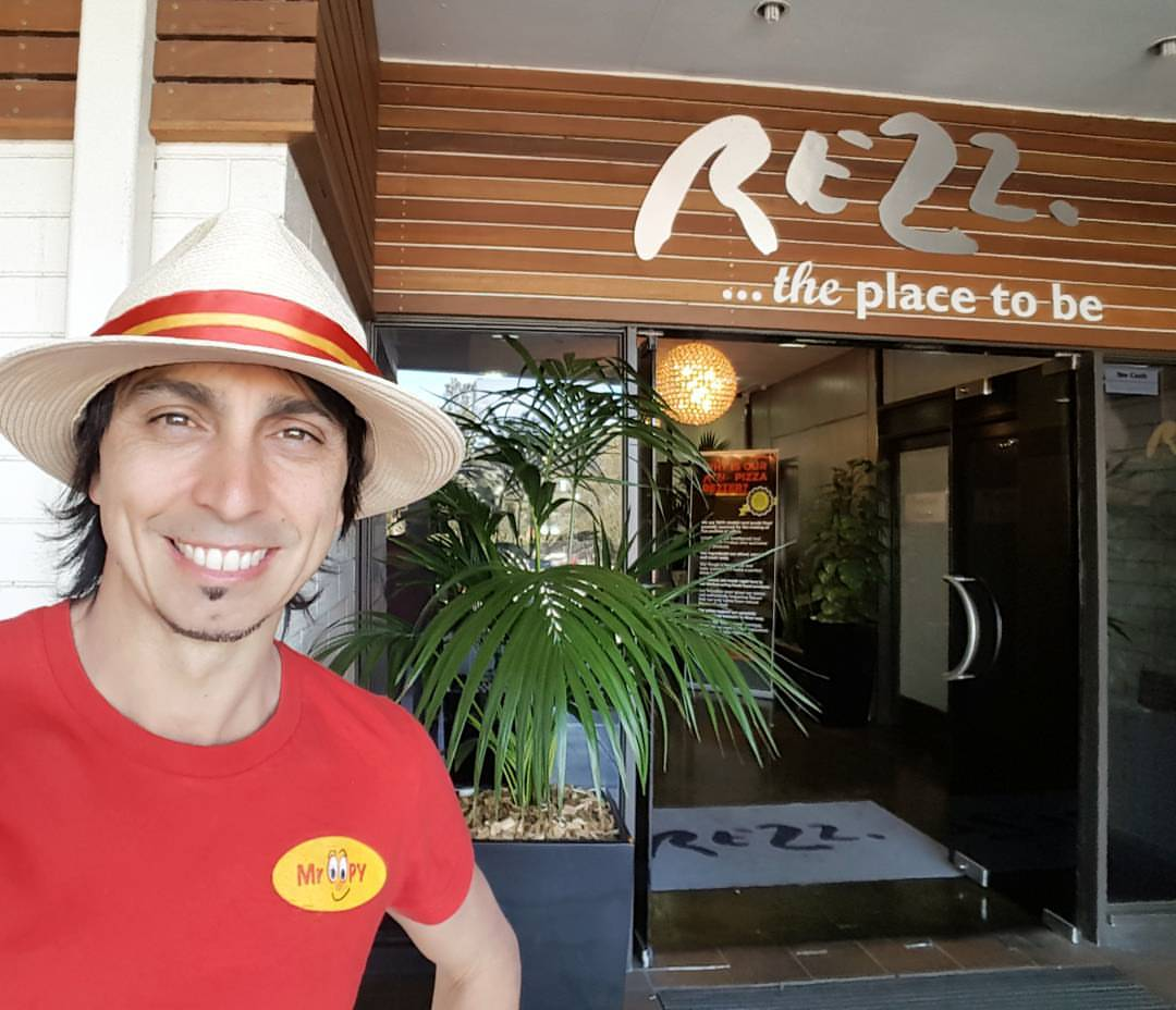 The Rezz Hotel with Mr Oopy Childrens Entertainer Adelaide