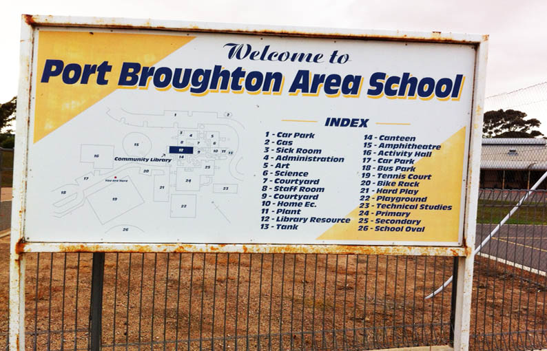 Pt Broughton Area School