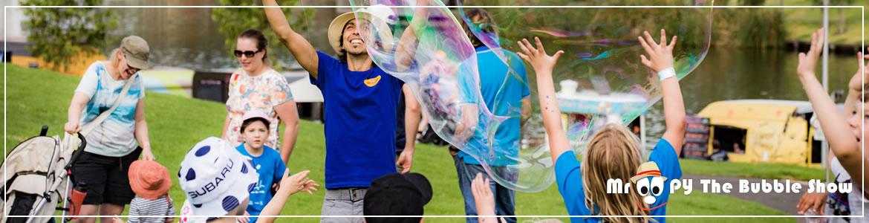 bubble-show